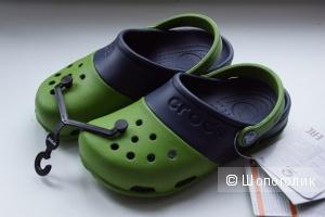 Новые сабо Crocs C13