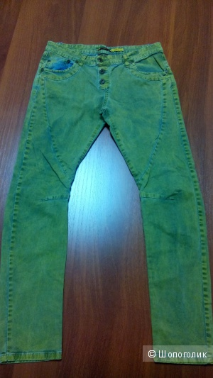 Женские джинсы Damen PLEASE Chinos - BOYFRIEND Италия  размер L(44-46)