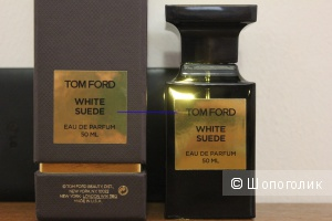 Tom Ford-White Suede. 40мл.