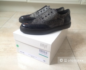 Мокасины (туфли) ovye' BY cristina, размер 38