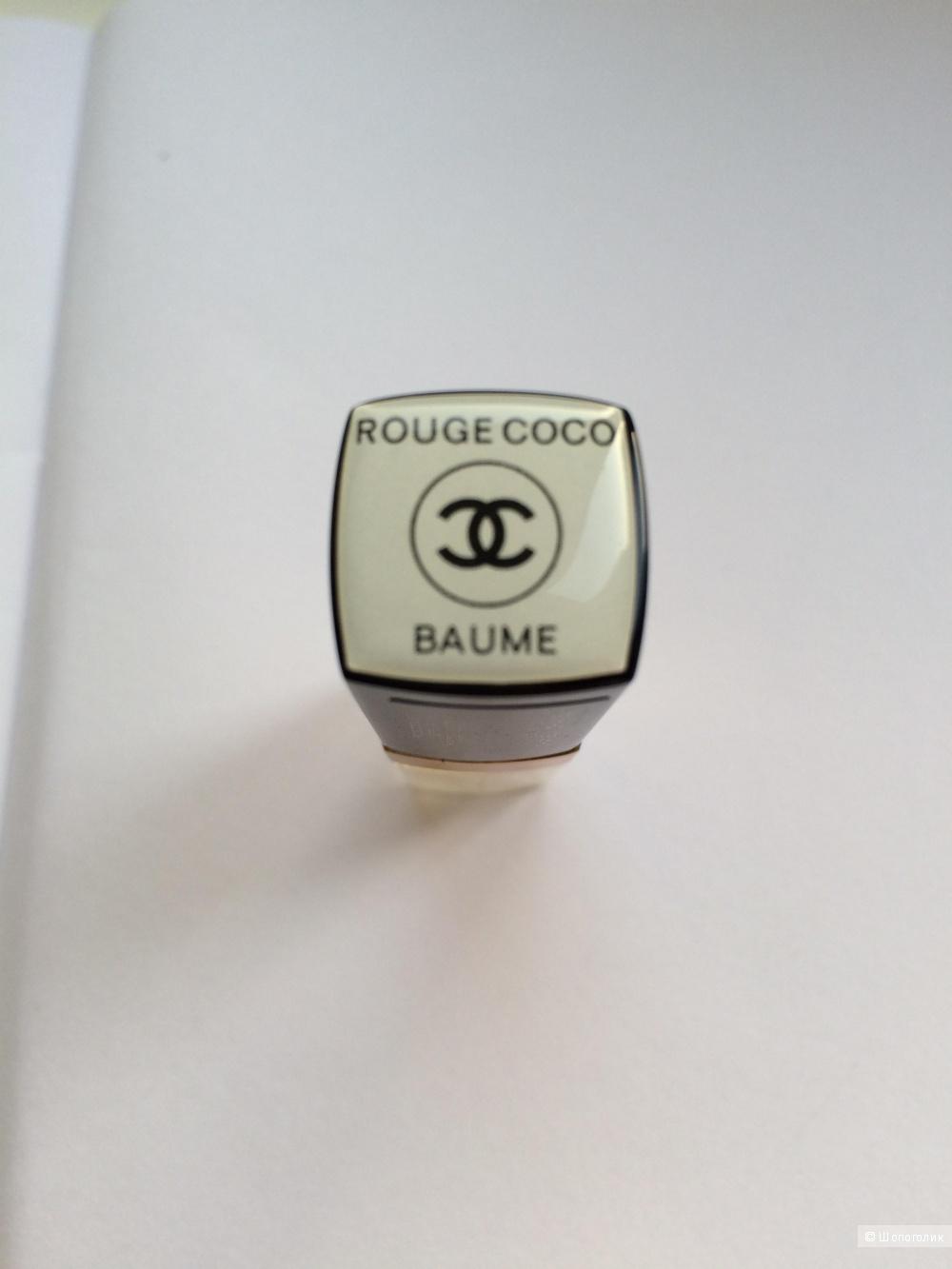 CHANEL ROUGE COCO BAUME увлажняющий и восстанавливающий бальзам для губ