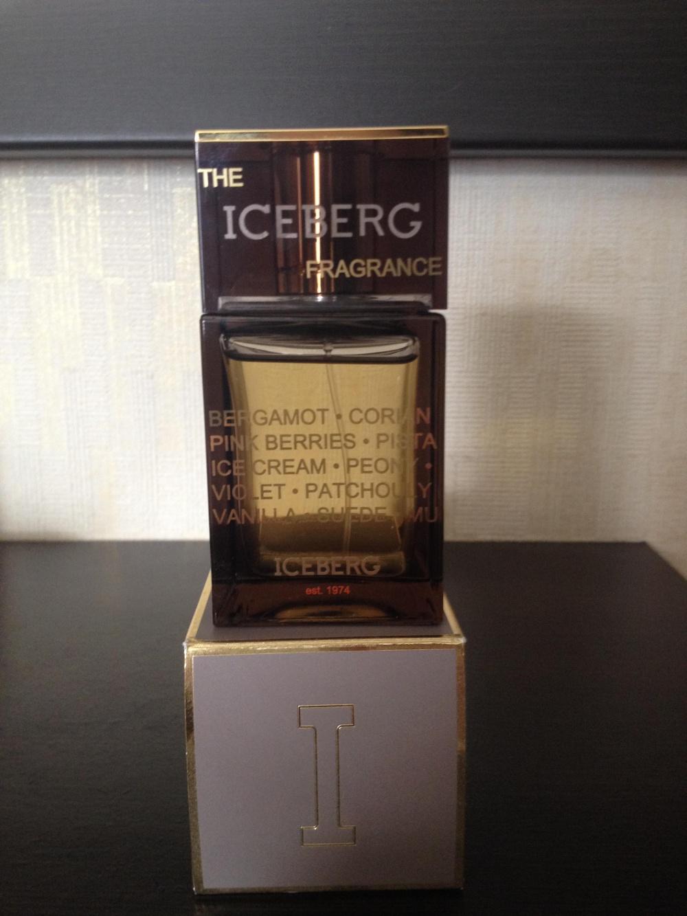 Парфюмерная вода Iceberg
