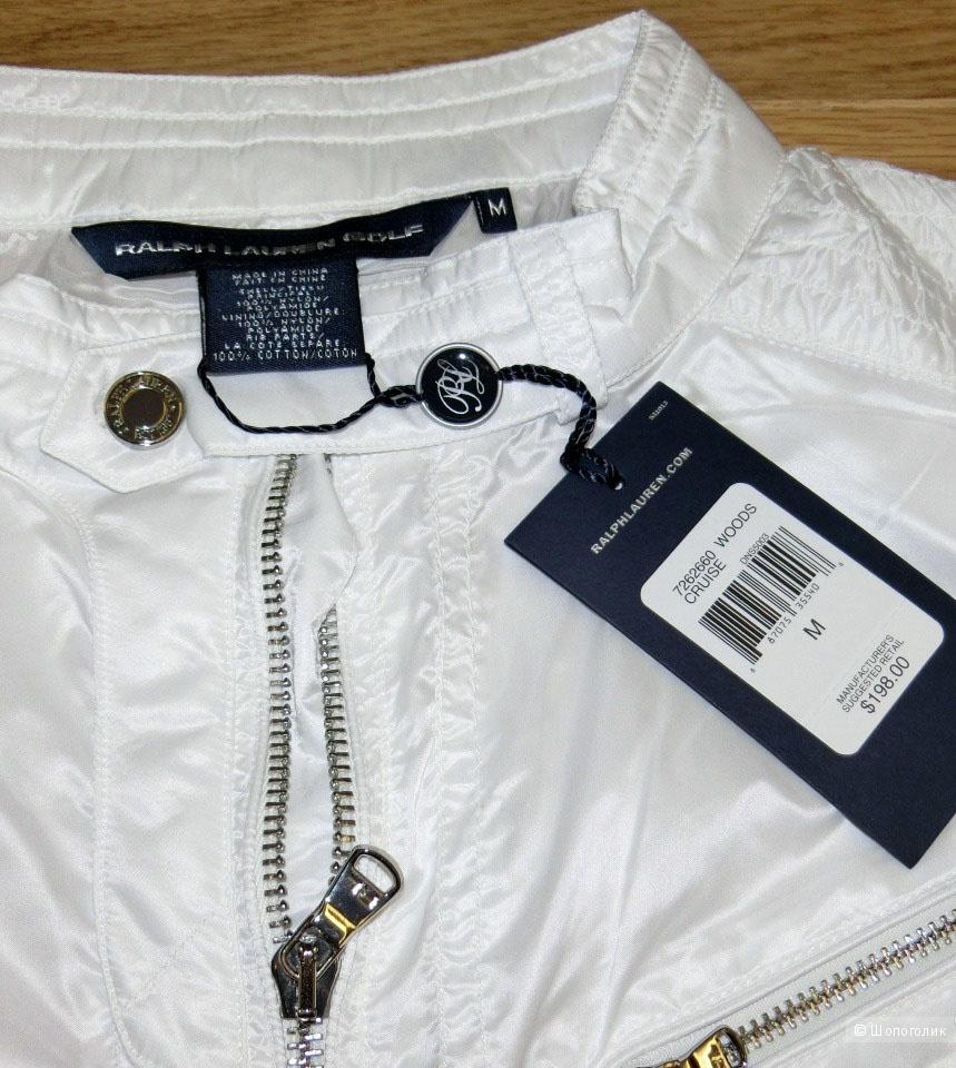 Куртка-жилет Ralph Lauren Golf, размер M, новая