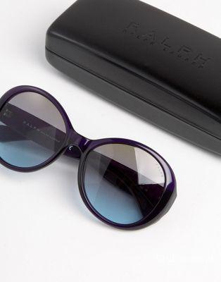 Новые очки в стиле oversize Ralph Lauren