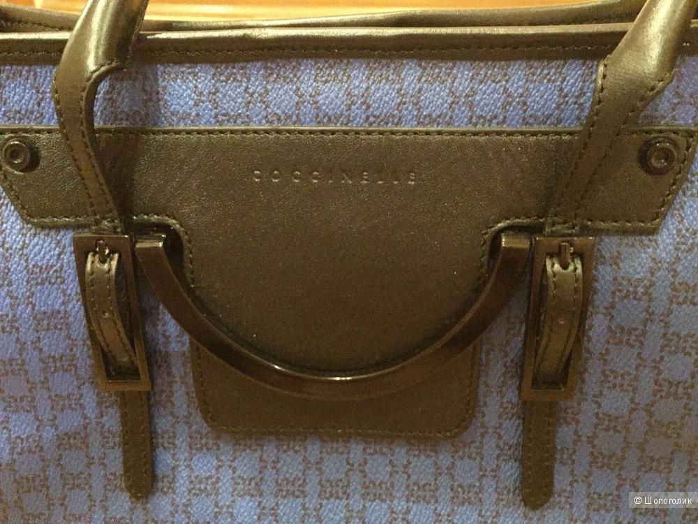 Новая сумка Coccinelle кожаная