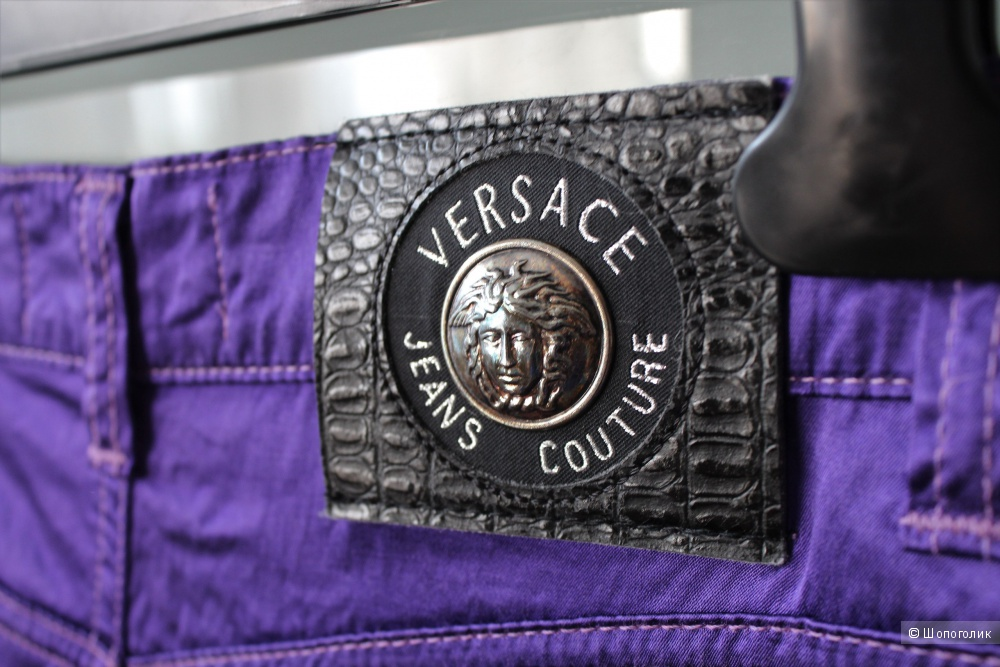 Винтажные брюки Versace Jeans Couture  s-m