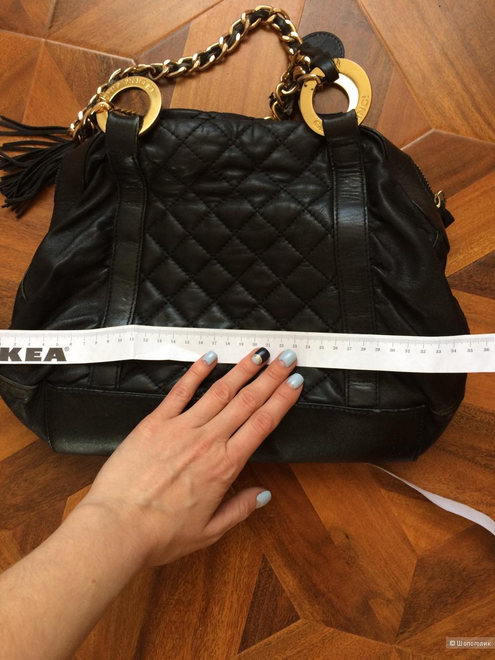 Кожаная сумка GLORIA VINCI