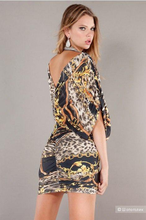 Коктейльное новое платье Jovani размер 4(S)