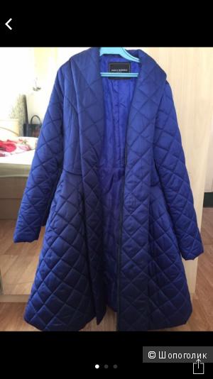 Куртка с модной юбкой размер 42-44