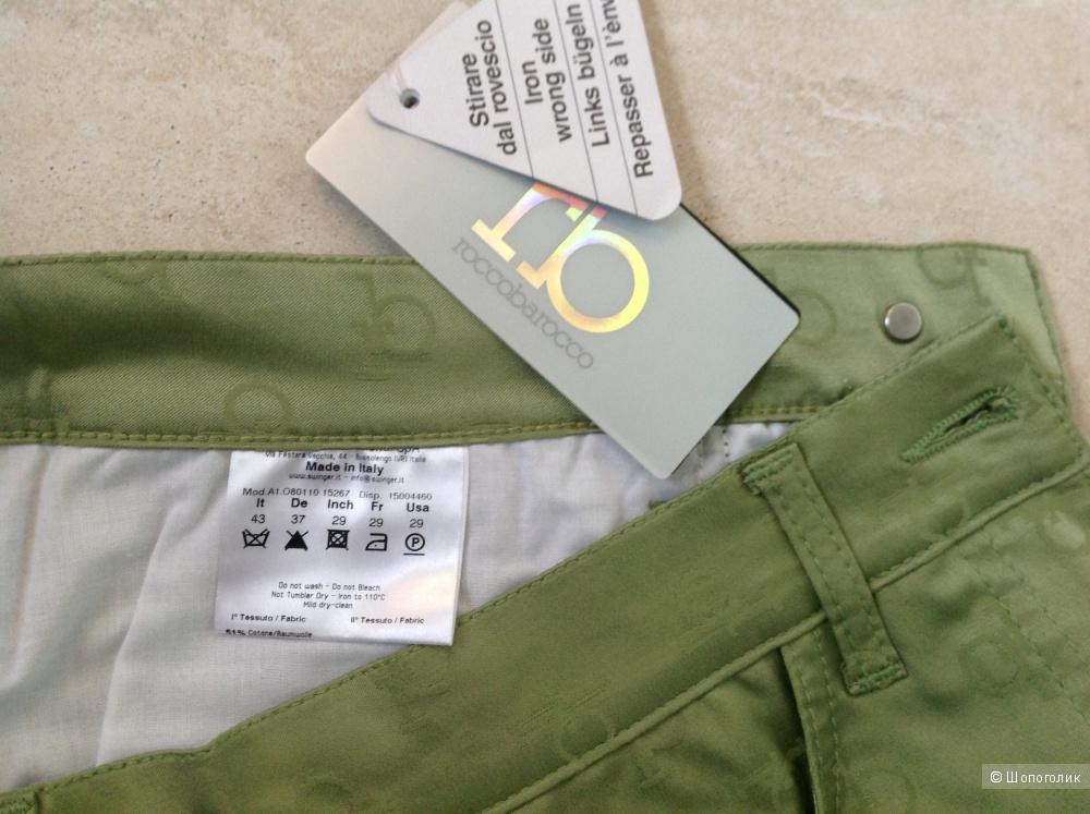 Джинсы (брюки) Roccobarocco, размер 29