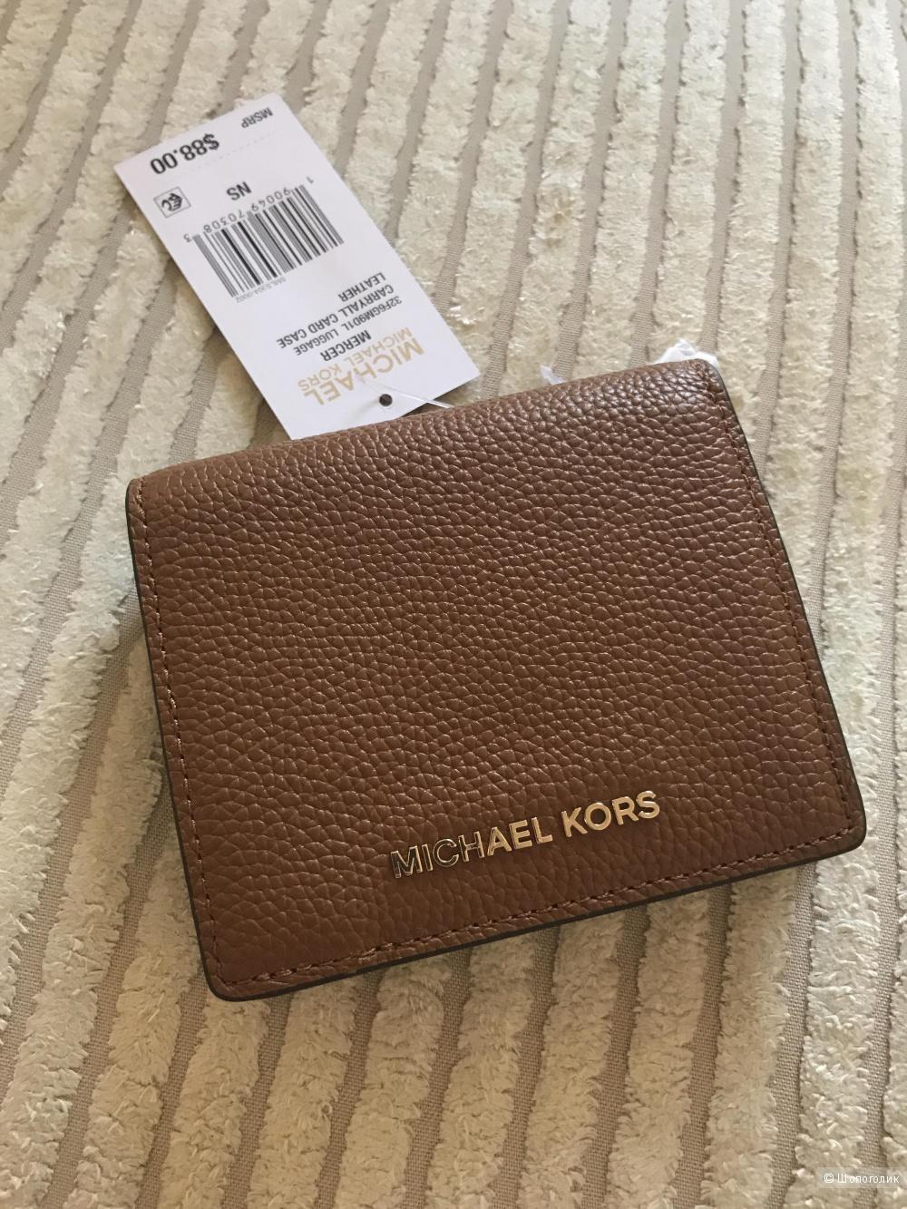 Новый кошелёк Michael Kors