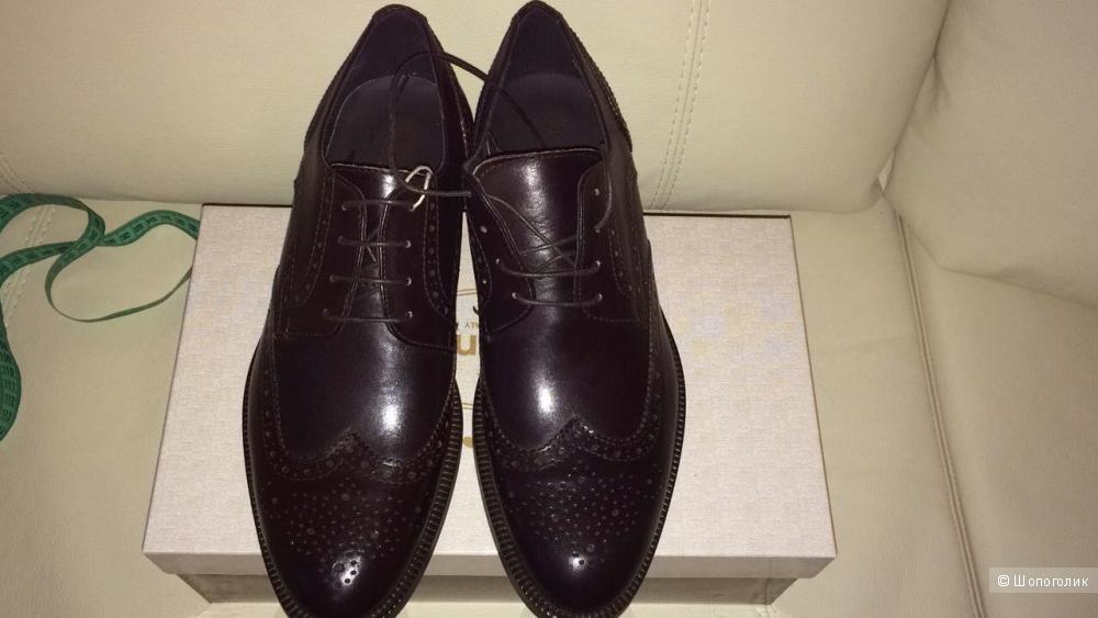 Туфли мужские DI FRANKO,43 разм.