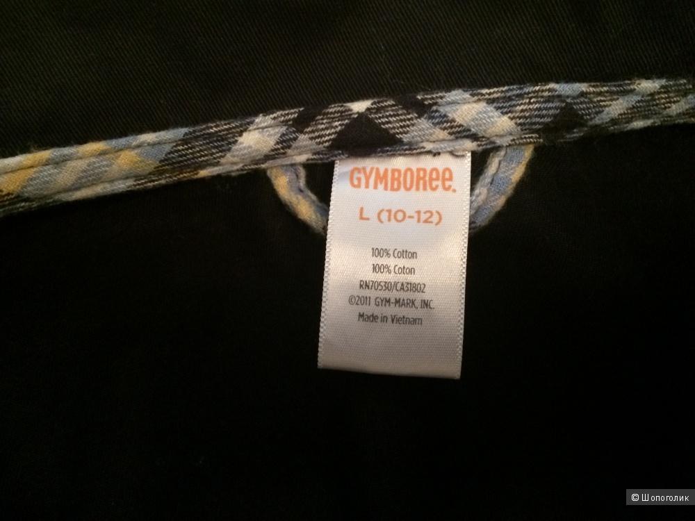 Gymboree джинсовка-куртка, 10-12 лет, большемерит.