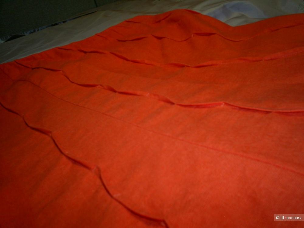 Летняя юбка от Marks & Spencer р 46-48-50.
