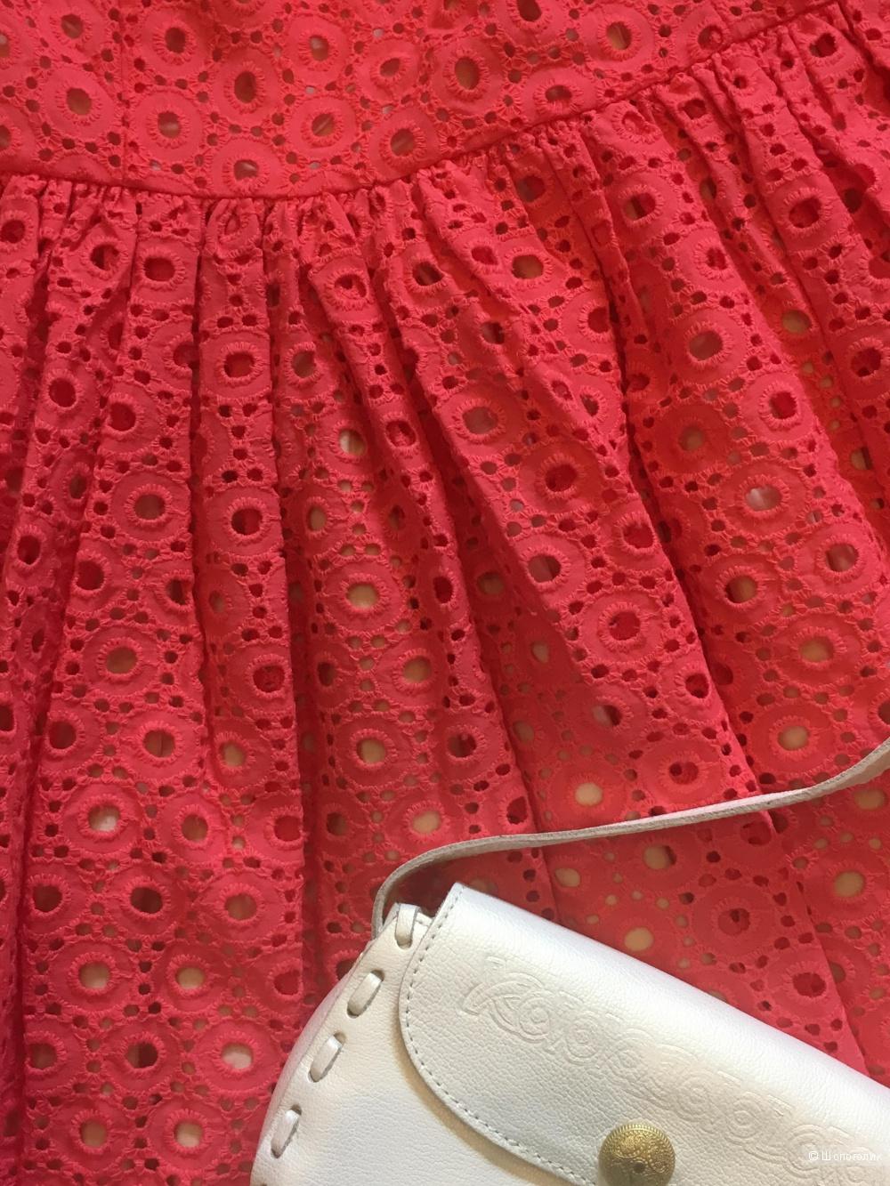 Новое платье из шитья 44раз.