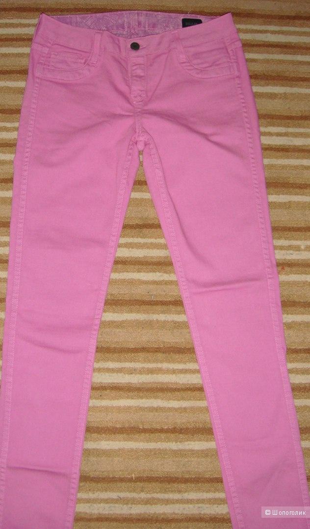 Двусторонние джинсы Bleulab р 27
