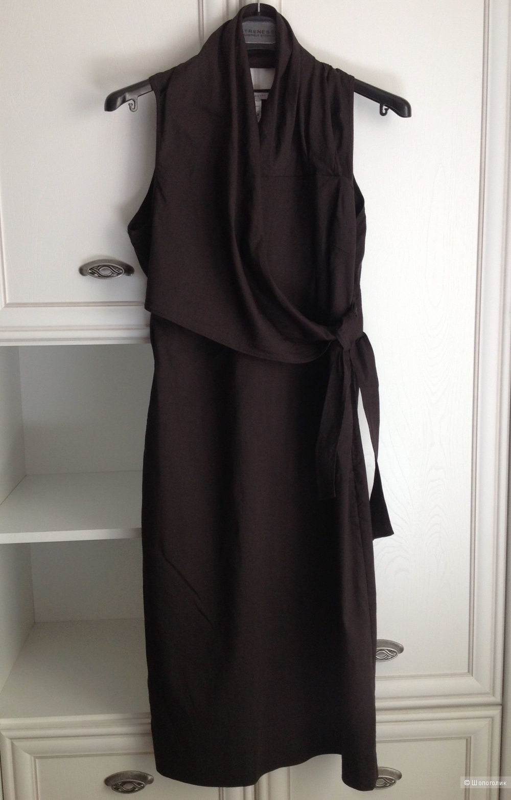 Стильное платье Sarah Pacini (Бельгия), размер 42-44.