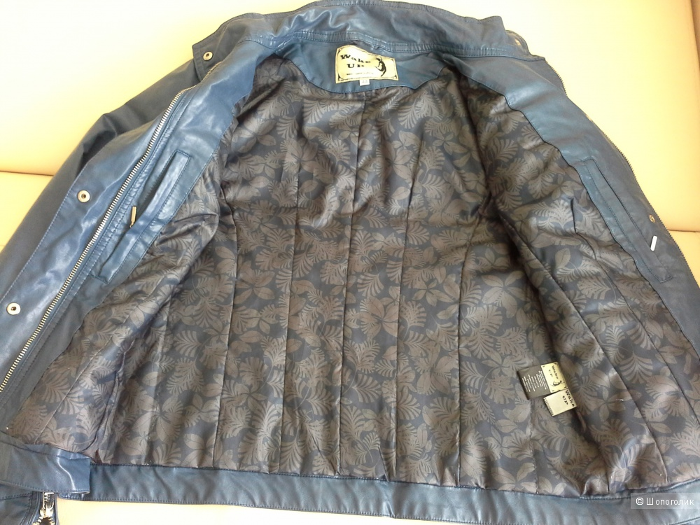 Куртка, теплая,  размер 42-44