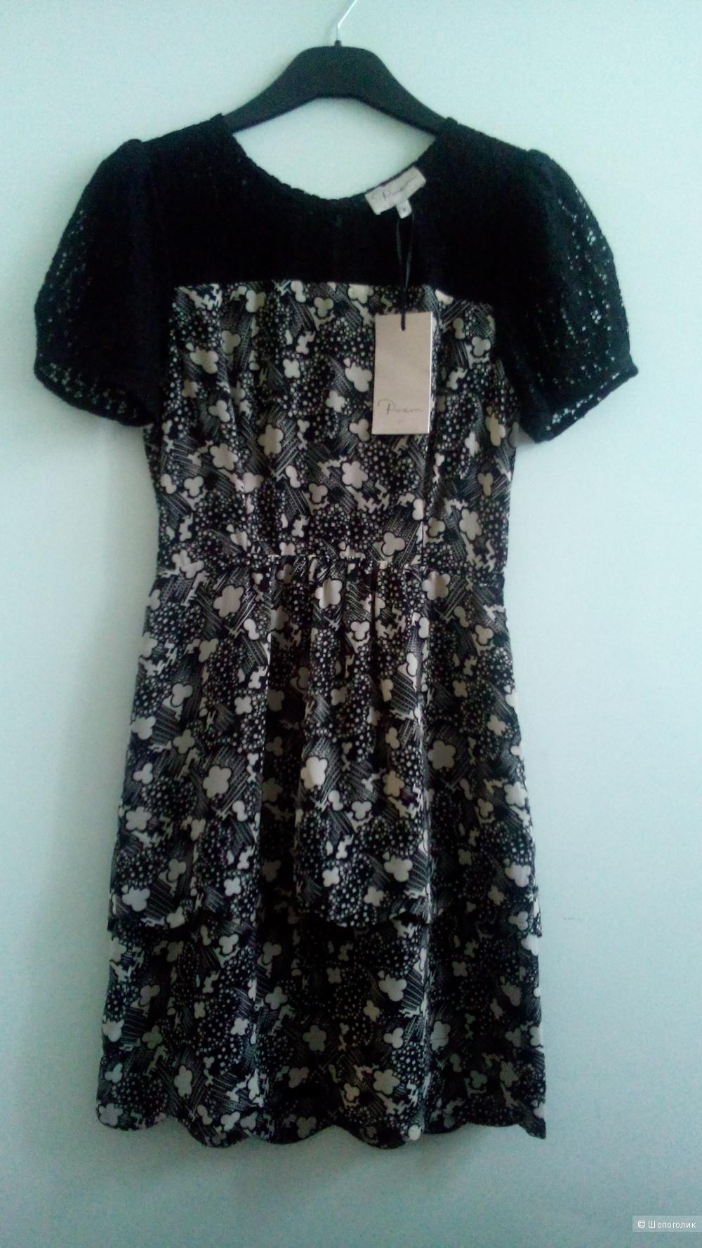 Платье POEM by Oliver Bonas Великобритания в размере 8 UK.