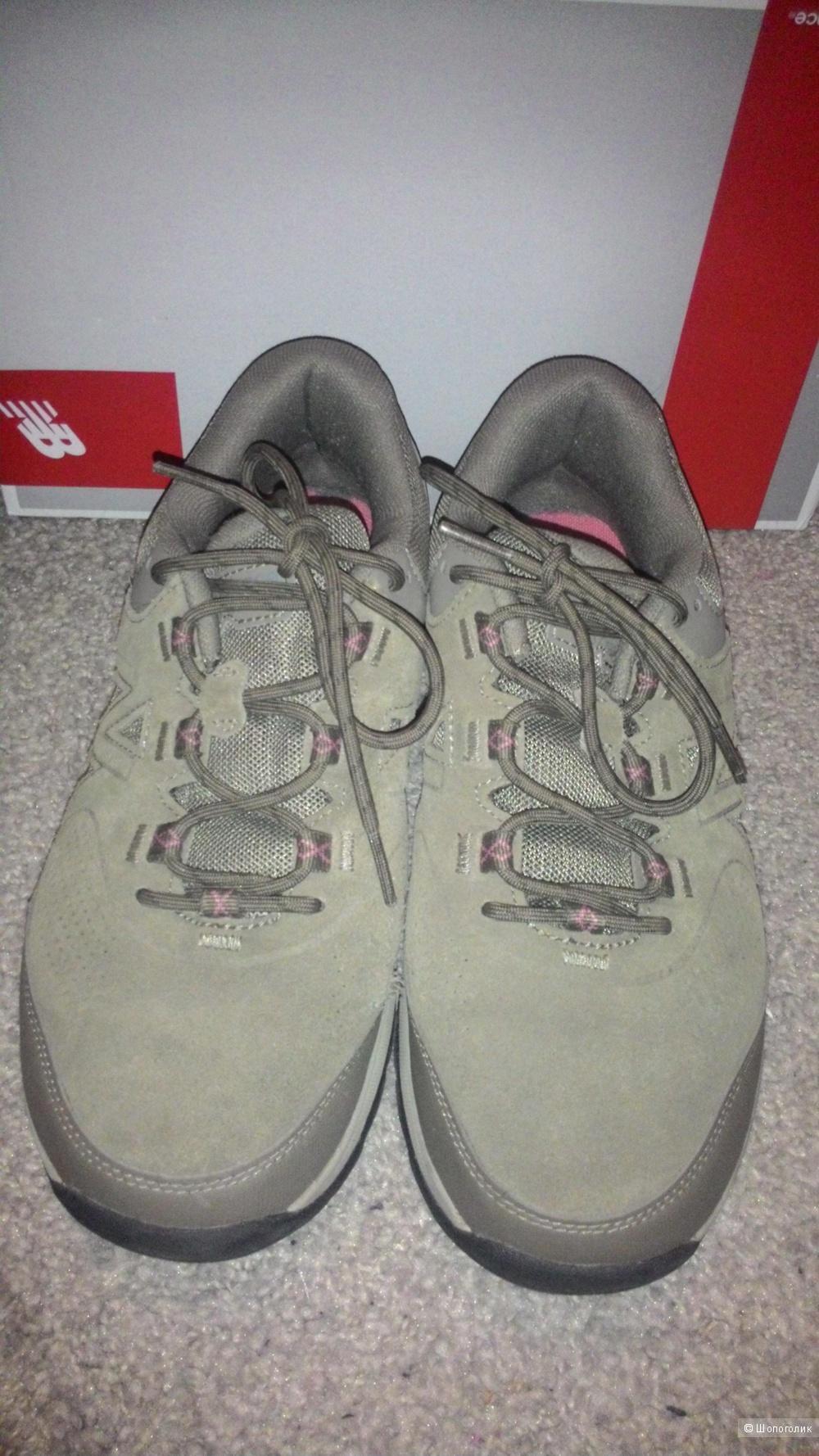 Новые кроссовки NEW BALANCE 769, серые, на широкую ногу, р-р EUR 40,5/UK 7/US 9 WIDE D, с небольшим дефектом.