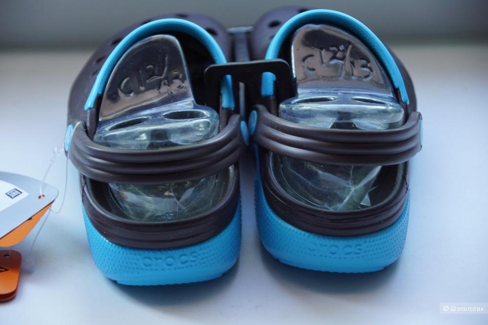 Новые сабо Crocs C12-13
