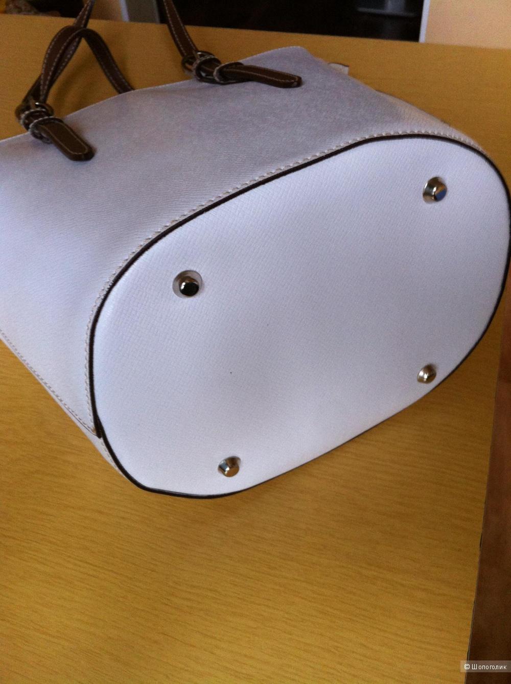 Кожанная сумка NICOLI