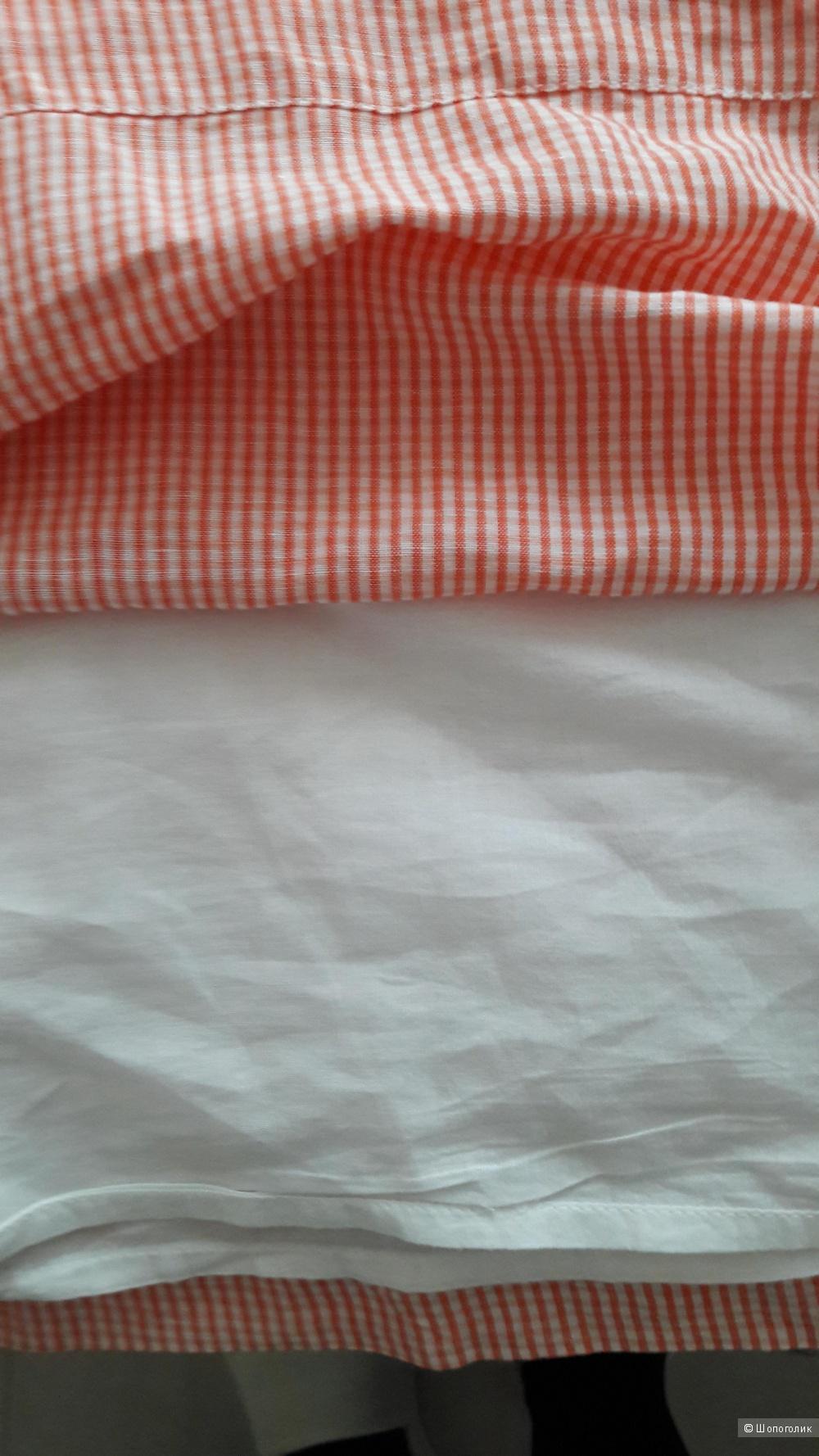 ESPRIT: хлопковый сарафан в размере 34 евро (большемерка)