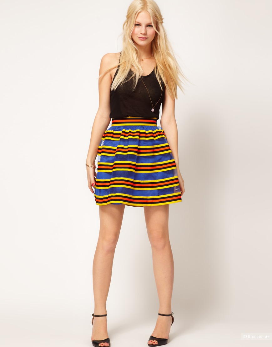 Новая юбка Асос 42 размера