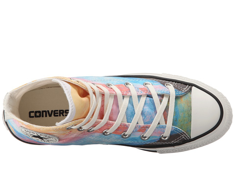 Converse Chuck Taylor® All Star® Sunset Hi-Solar Orange/Purple Dusk/ на стопу 24.5-25 см