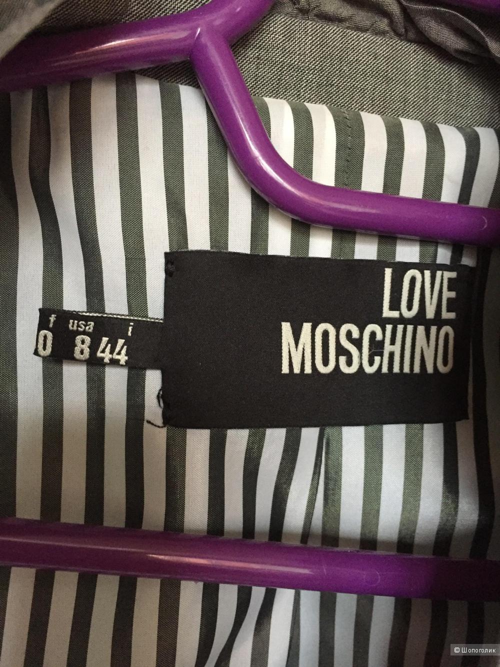 Пиджак love moschino 42-44