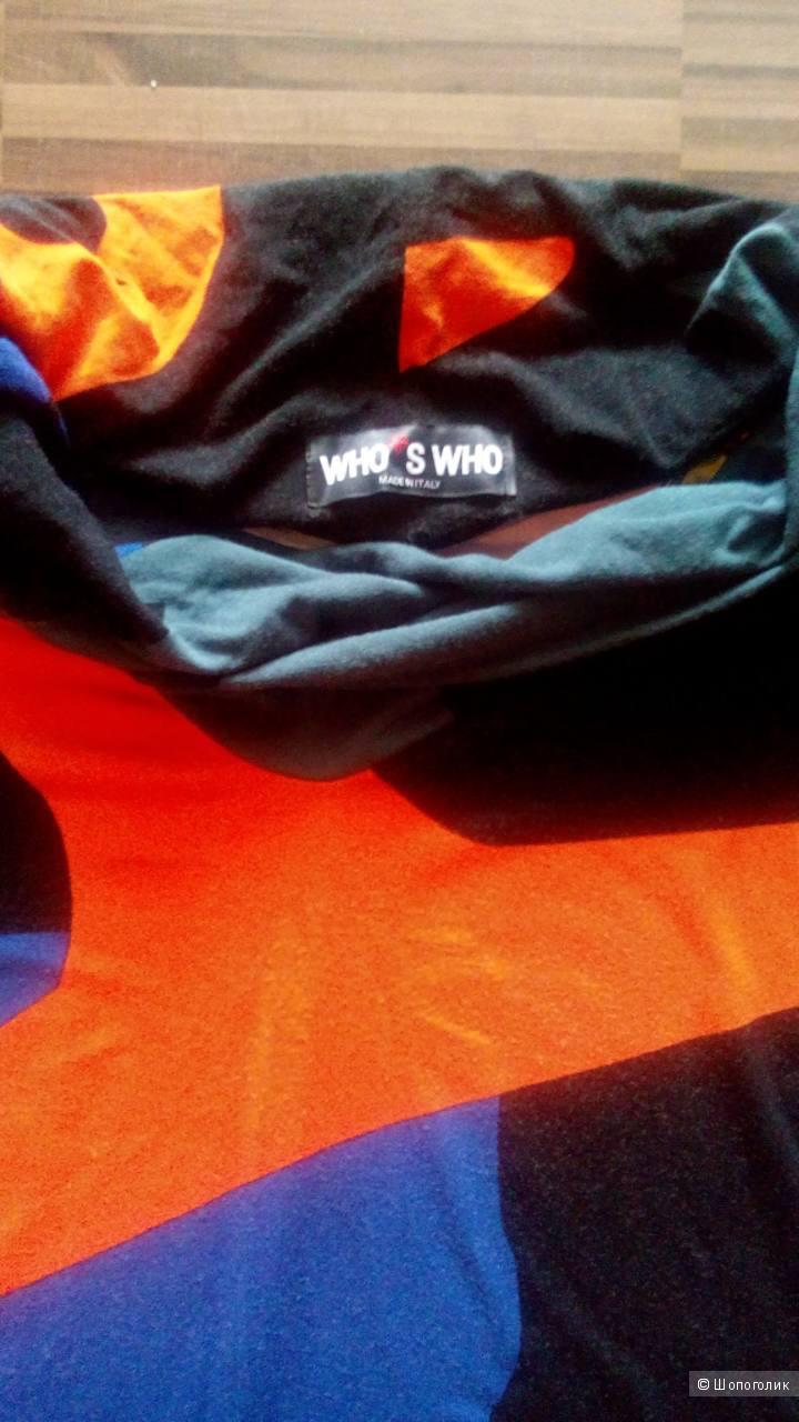 Платье женское бренда Who is who. Размер российский с 46-50