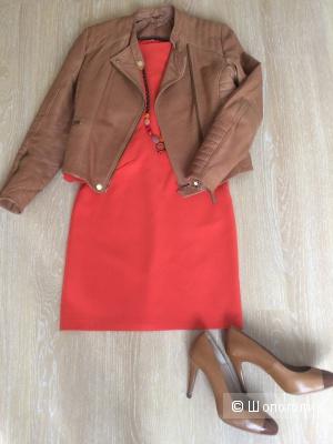 Оранжевое платье Coast, р-р 44