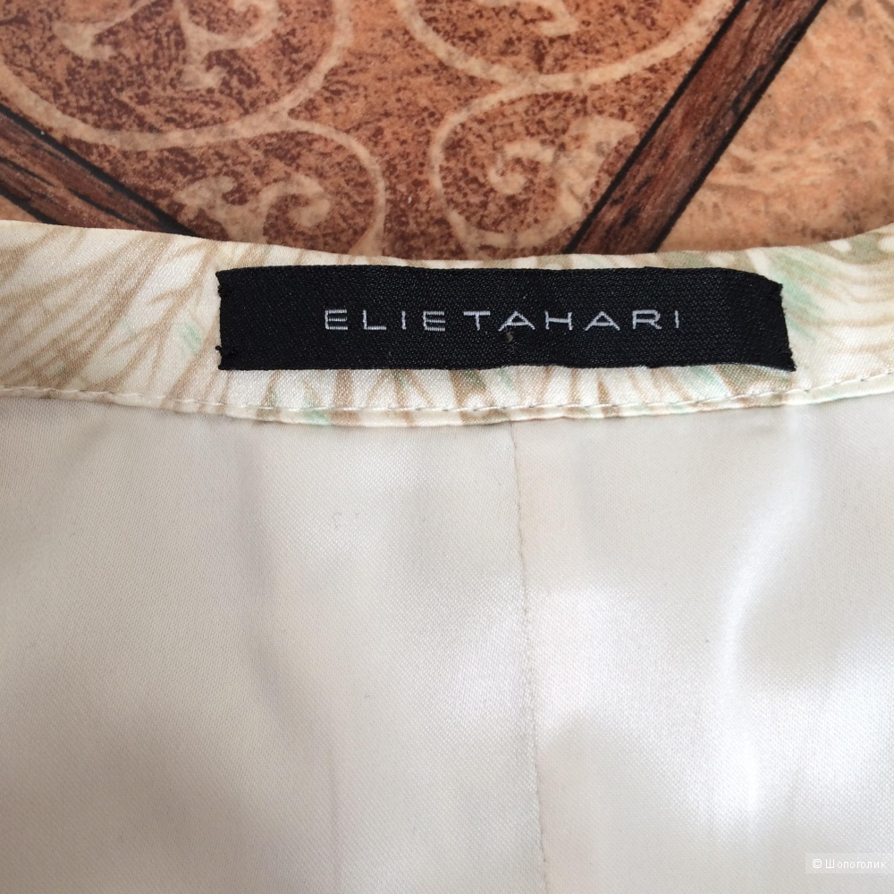 Шёлковая юбка ELIE TAHARI, р-р 44