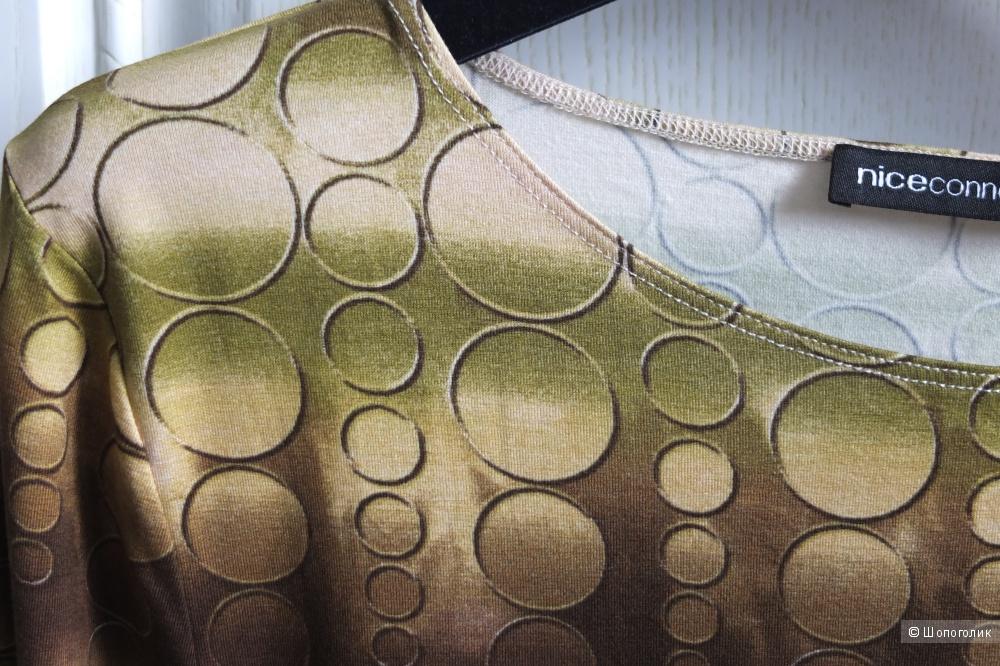Новая женская кофта из вискозы, размер 36