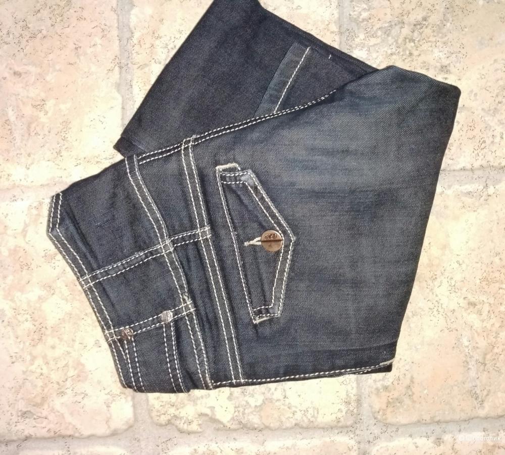 Джинсы Bluecoco Тайланд, 25 размера, чёрные
