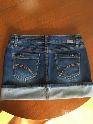 Юбка джинсовая MOTIVI 42 размер