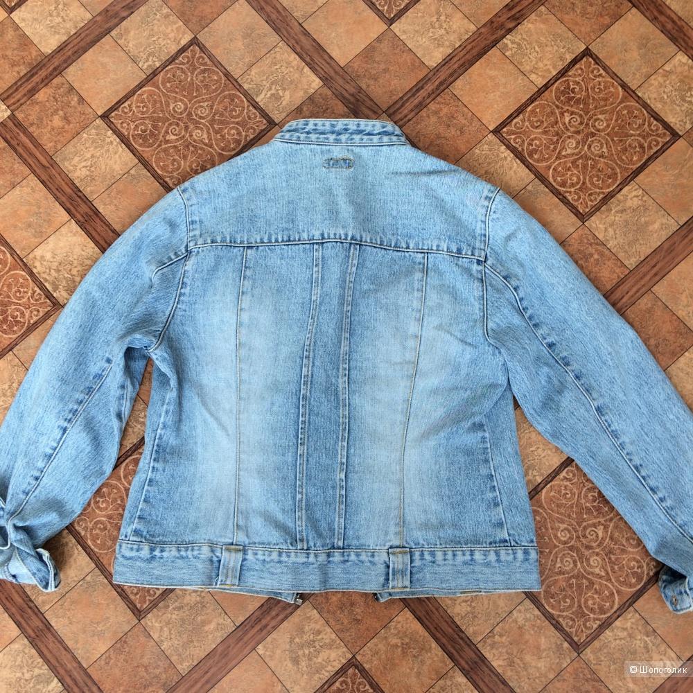 Джинсовая курточка Lindex, р-р 44-46