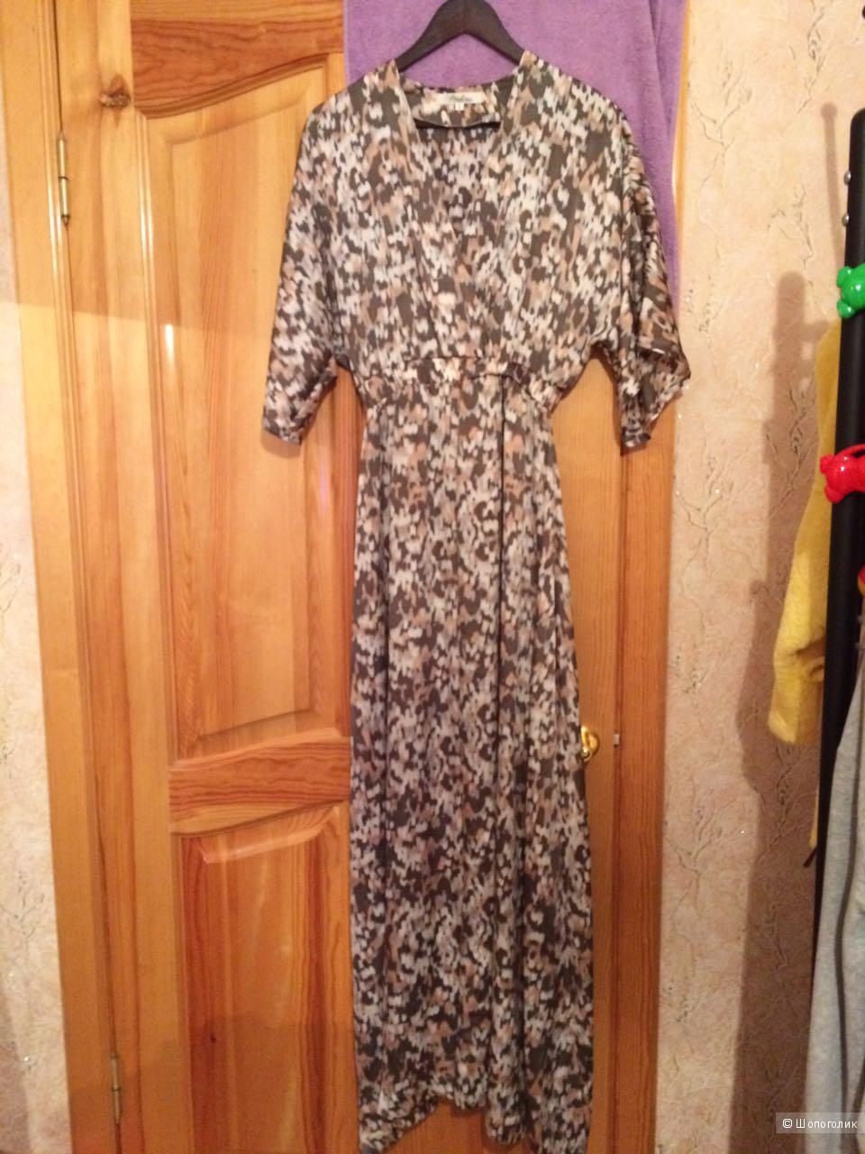 Летнее платье размер 44