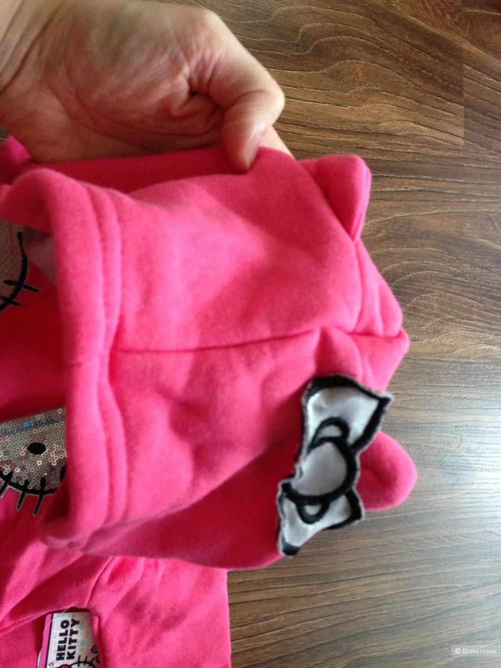 HELLO KITTY детский костюмчик для девочки. р.18 мес. Новый.Оригинал.