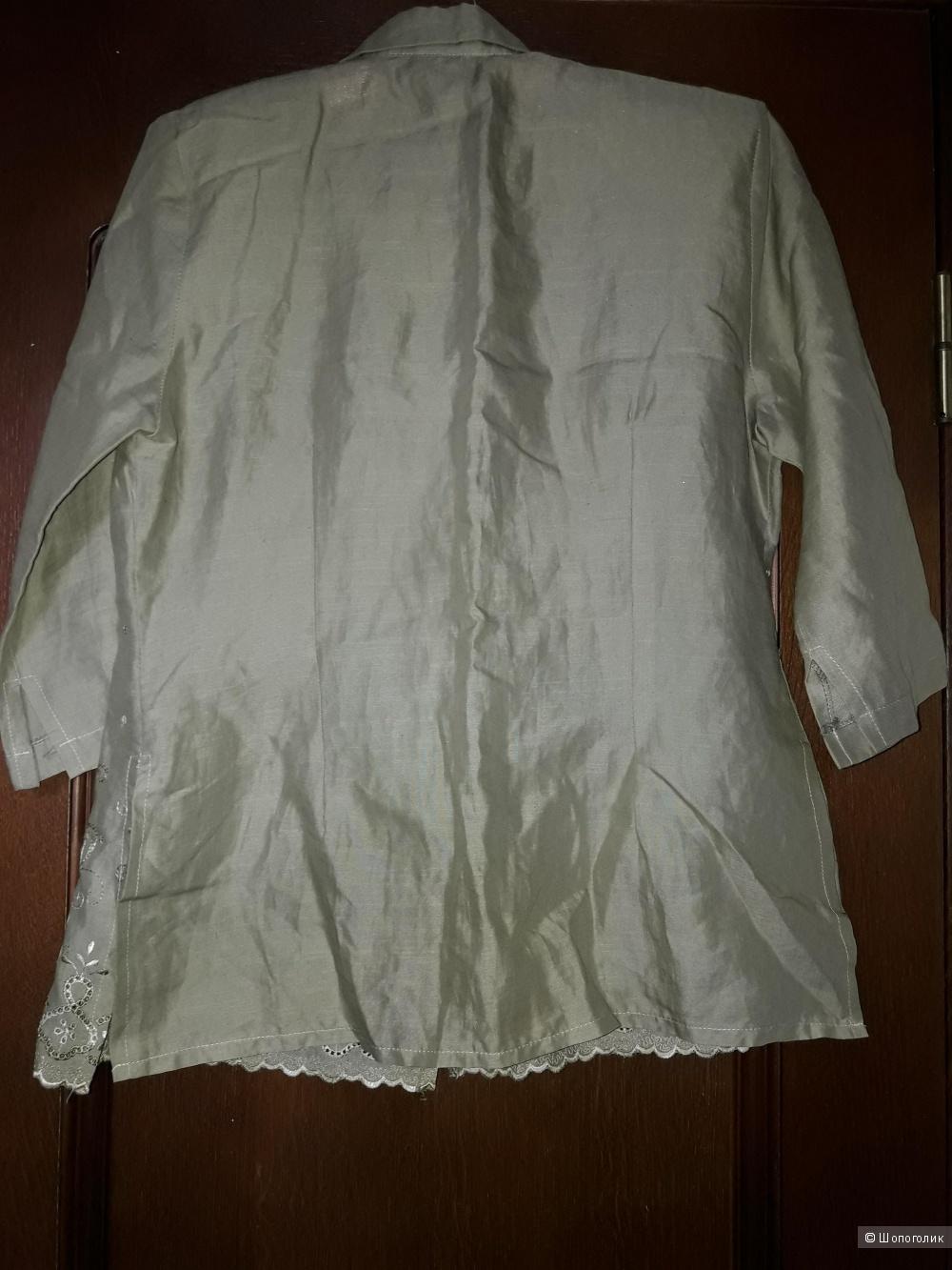 Блузка летняя размер 50-52