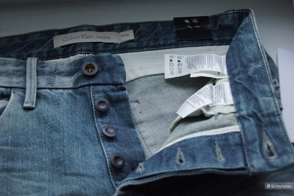Новые бойфренды Jenny Calvin Klein Jeans 26 размер