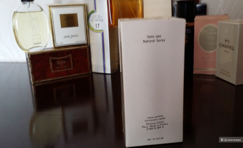 Infini от Caron 7.5 ml, ДУХИ, винтаж в слюде
