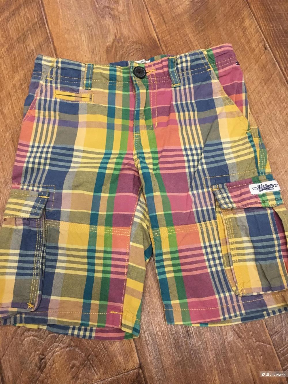 Детские шорты Tommy Hilfiger