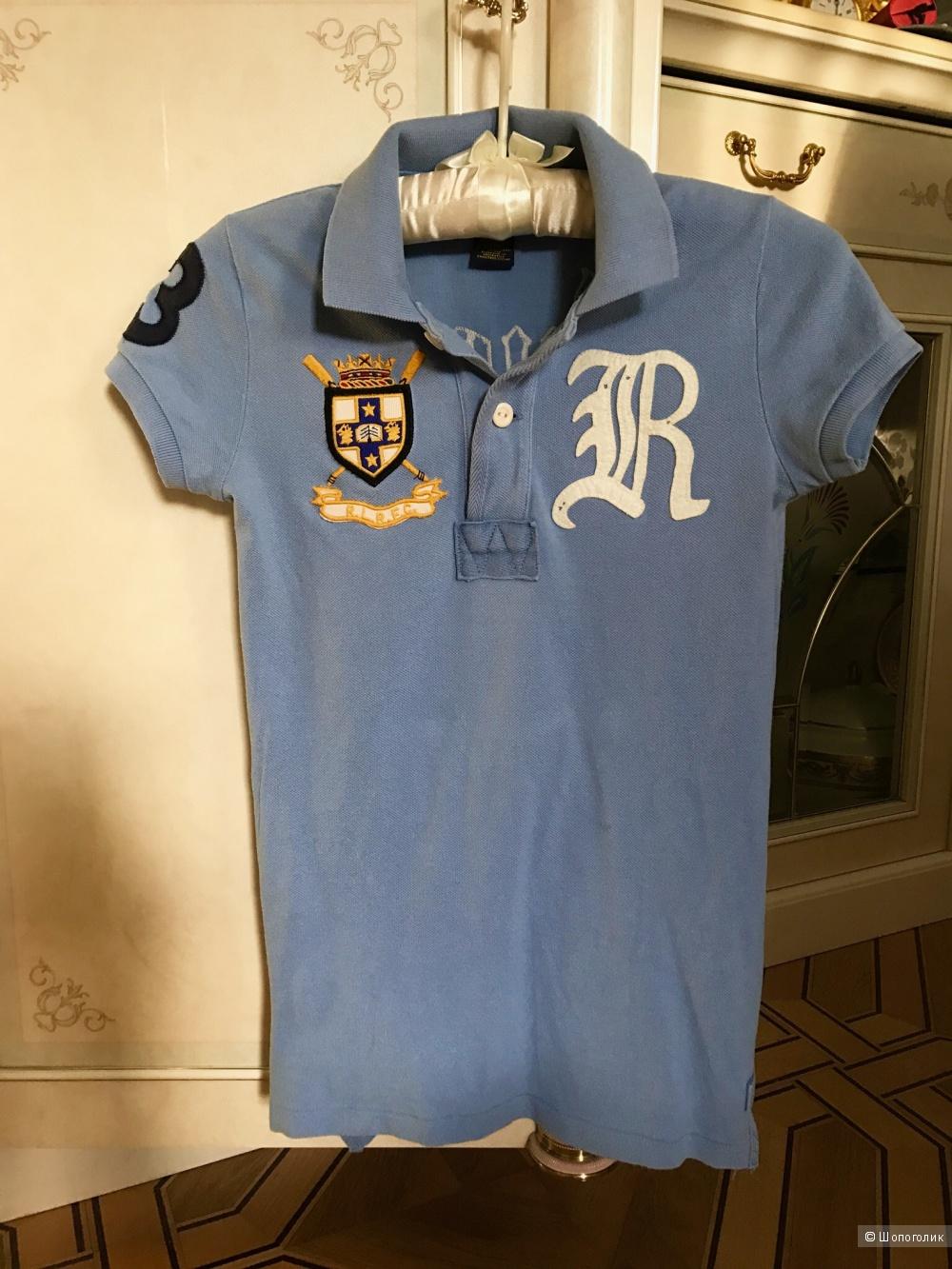 Коллекционное поло Ralph Lauren Rugby xs