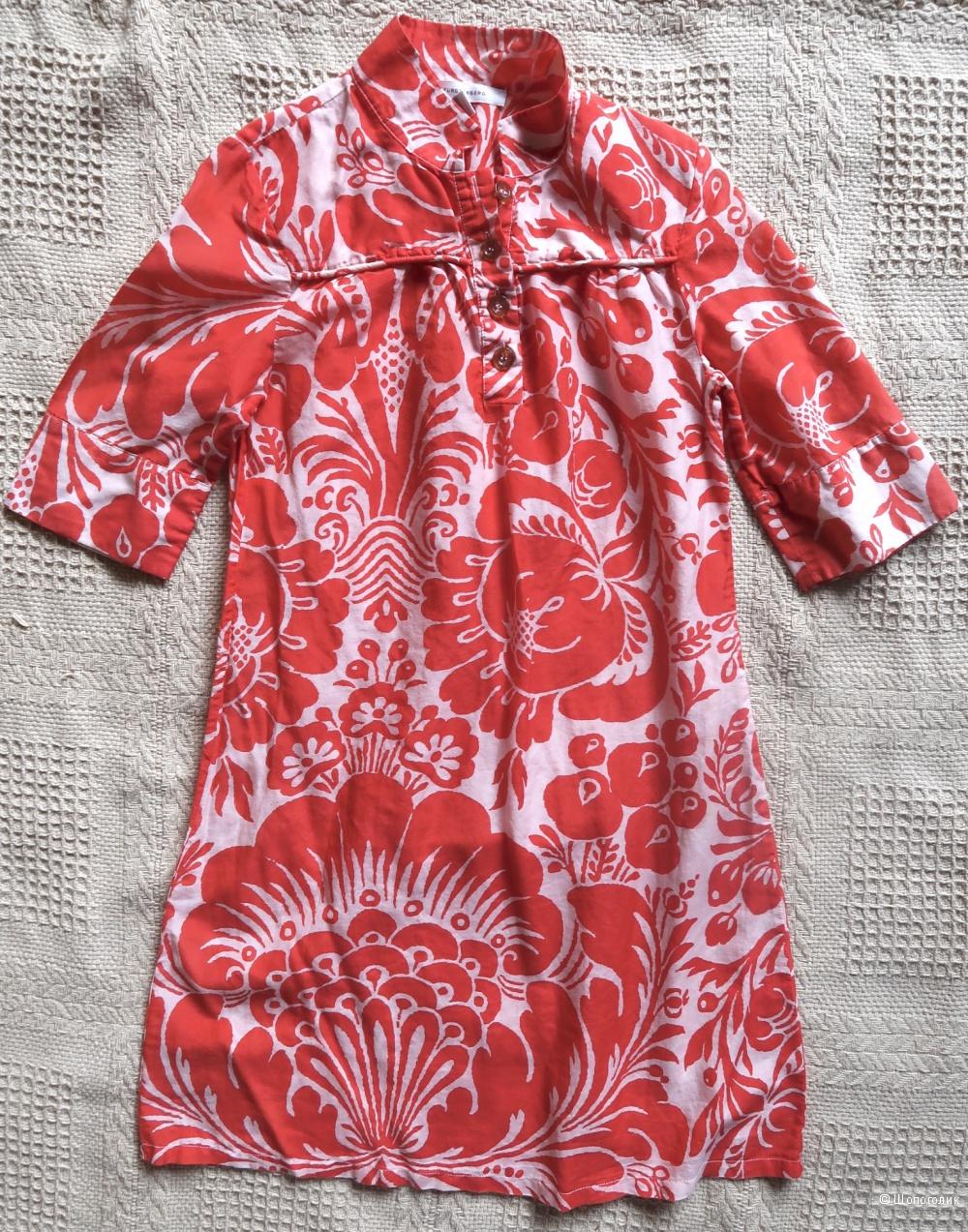 Легкое платье на российский 40 размер