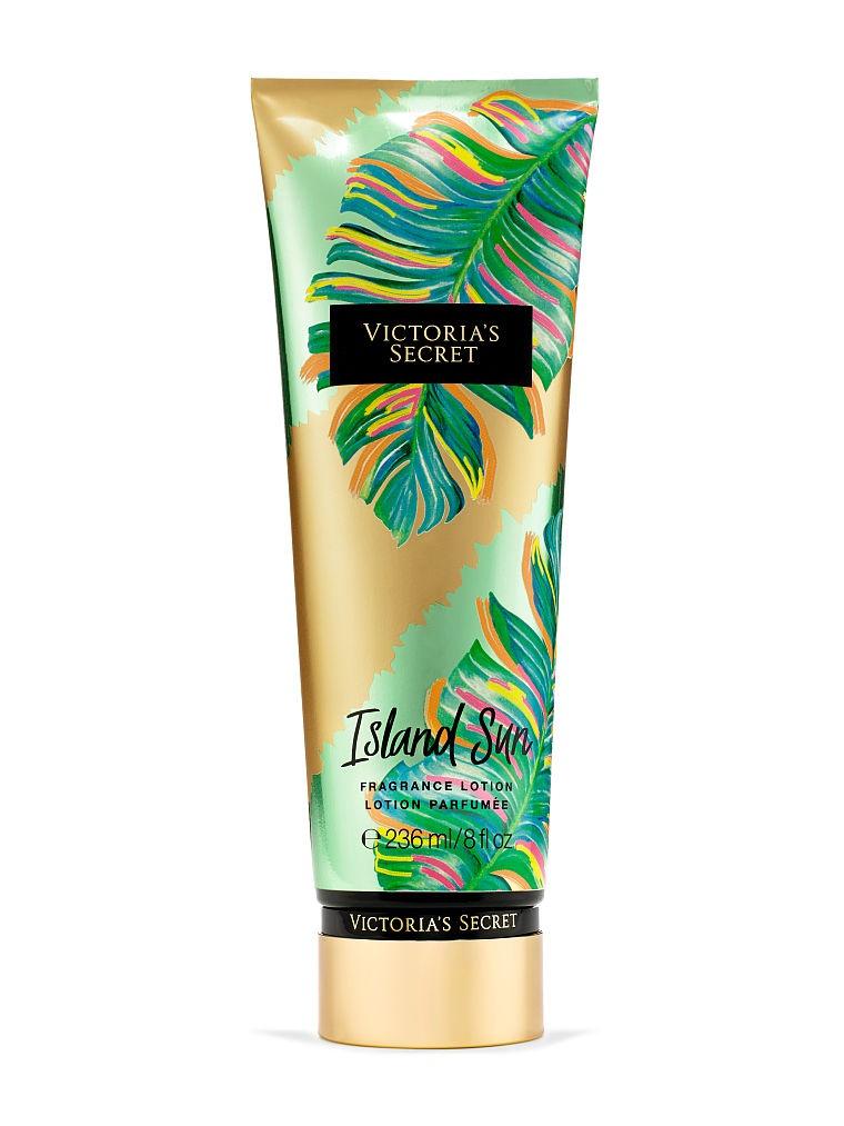 Island Sun Fragrance Lotion