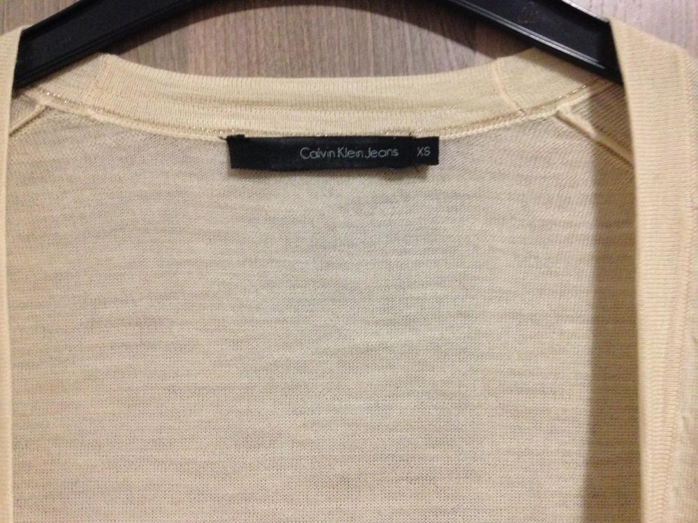 """Кардиган """" Calvin Klein """", размер S-M,  Италия."""