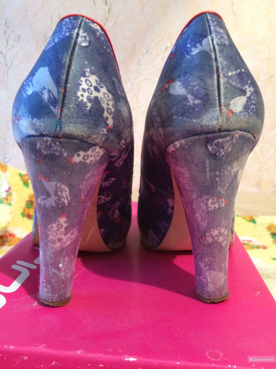 Туфли Fornarina размер 38