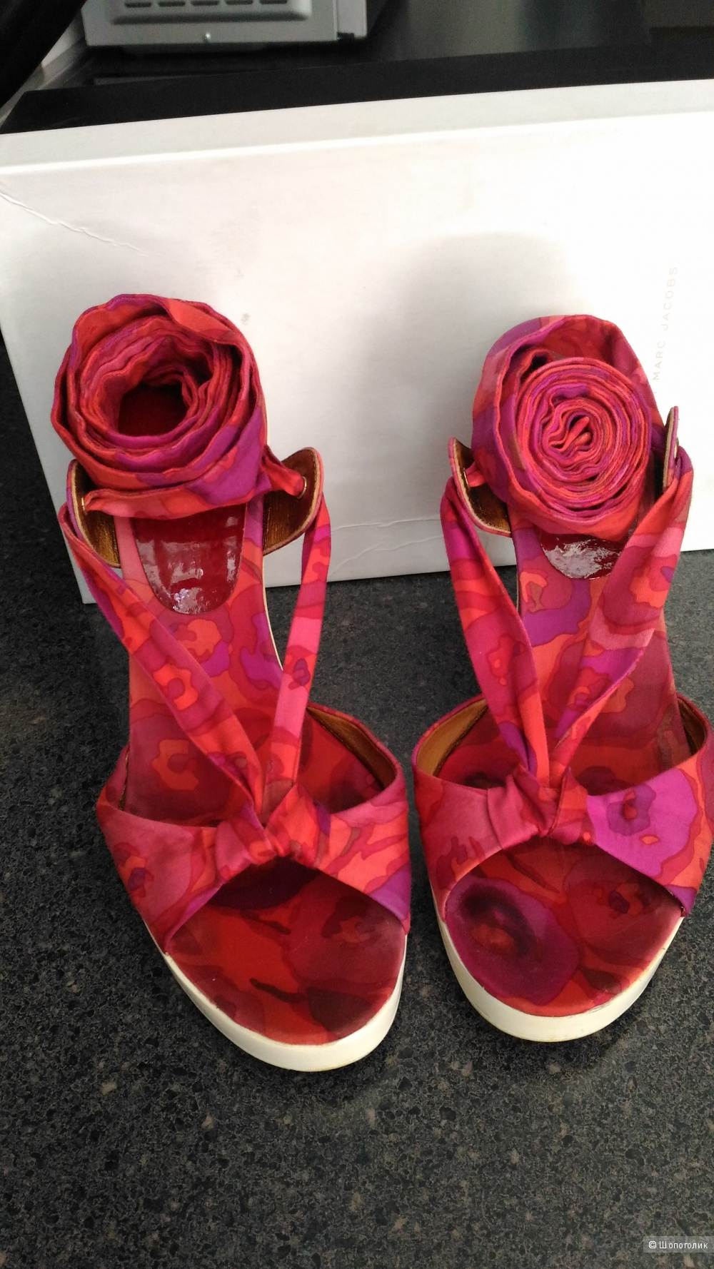 Летние туфли, босоножки, Marc by Marc Jacobs, 38 размер