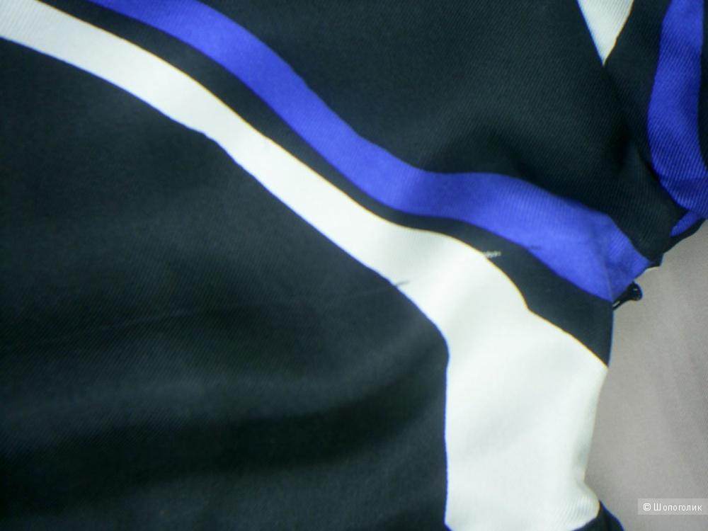 Платье из 100%-натурального шелка от Warenhouse р 40-42.